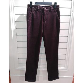 量裤子方法图解