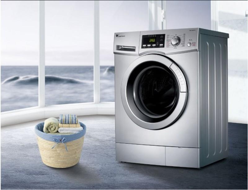 小天鹅滚桶洗衣机-tg60-q1062e(s)节能