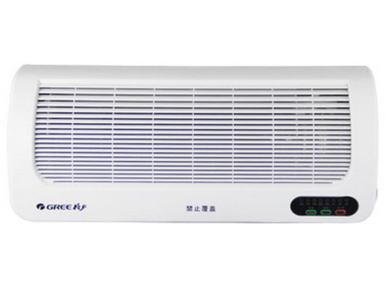 格力暖风机nbfc-21b 壁挂式暖风机浴室遥控电暖器家用