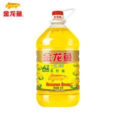 金龙鱼AE纯香营养菜籽油 5L 非转基因 纯食用菜籽油