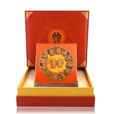 胡庆余堂 西洋参礼盒 100克*1盒 7#短枝 加拿大进口西洋参礼盒