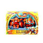 奥迪双钻果宝特攻2玩具 升级解锁套装 香橙战宝522321