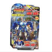 灵动宇宙星神玩具6寸变形机器人 8071 大地星神 盖亚