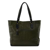 威尔萨斯2014新款欧美女士鸵鸟纹单肩手提包VA2506-02母子包大包