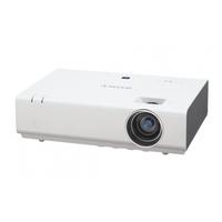 索尼投影机高清EX222家用会议商用办公投影仪高清1080p家庭影院