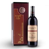 鑫醉网中国名酒 王朝葡萄酒1996赤霞珠红酒特级干红 豪华实木礼盒单瓶装