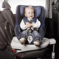 英国britax/宝得适#双面骑士#儿童安全座椅ISOFIX +免费上门安装