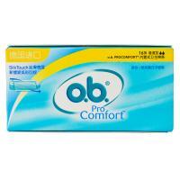 【天顺园店】O.B.内量式卫生棉条普通型16条(编码:425989)