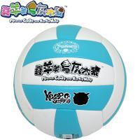 排球喜羊羊与灰太狼排球 YY-237排球 5号排球青少年儿童学生幼儿玩具 排球 颜色随机发货