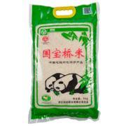 【天顺园店】国宝桥米5kg 口感香糯(编码:105575)