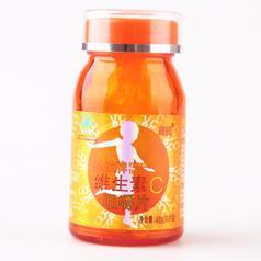 武商网-武汉国际广场店  北京同仁堂  维生素C咀嚼片(儿童型)60片