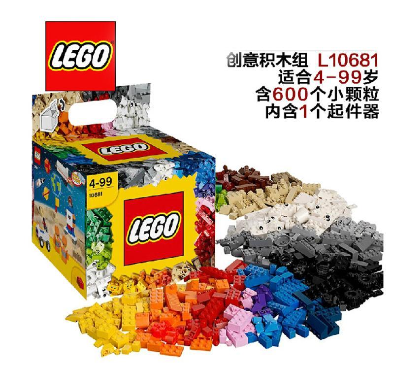 乐高10681创意系列积木组