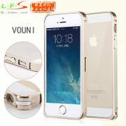 【LFS联发世纪】正品Vouni/沃尤尼iphone5S手机壳 iphone5外壳 苹果金属边框 超薄边框