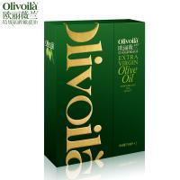 欧丽薇兰 特级初榨橄榄油750ML*2精装礼盒装