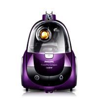 飞利浦吸尘器FC8472家用吸力强劲无耗材除螨吸尘器正品 1600瓦 强劲吸力 1.5L容量 除尘除螨