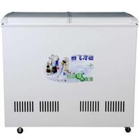 新飞冷柜BCD-265HB乳白色