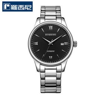 罗西尼  5507  男士自动机械腕表【名表惠】