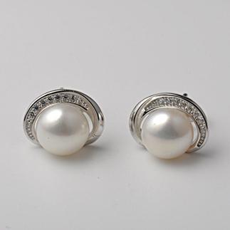 VINAVINA专柜正品 珍珠系列 S925银耳环 Z040187V 女款