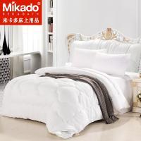 米卡多保暖舒适加厚秋冬棉被芯双人单人冬被子棉被纤维被特价包邮