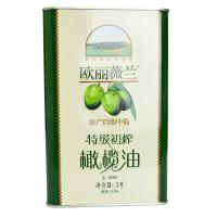 【超级生活馆】欧丽薇兰特级初榨橄榄油3L(编码:257033)
