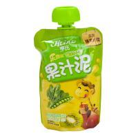 【超级生活馆】亨氏乐维滋猕猴桃豌豆菠菜果汁泥120g(编码:404715)