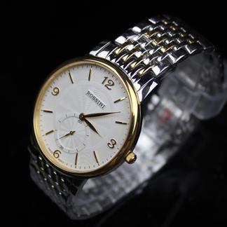 罗西尼   SR6461T01D     男士石英手表【名表惠】