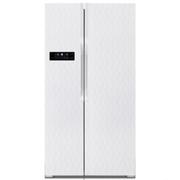 格力晶弘冰箱对开门冷冻风冷大容量电脑控温BCD-630WEDC玉叶白