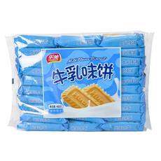 【超级生活馆】★华美牛乳味饼干468g(编码:534738)