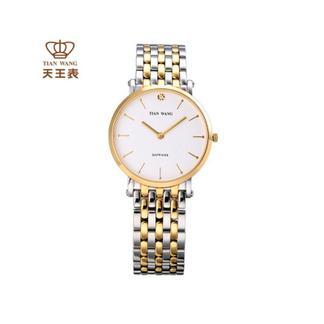 天王   GS3528T   男士石英腕表