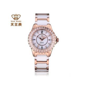 天王   LS3608PW/D   女士石英腕表