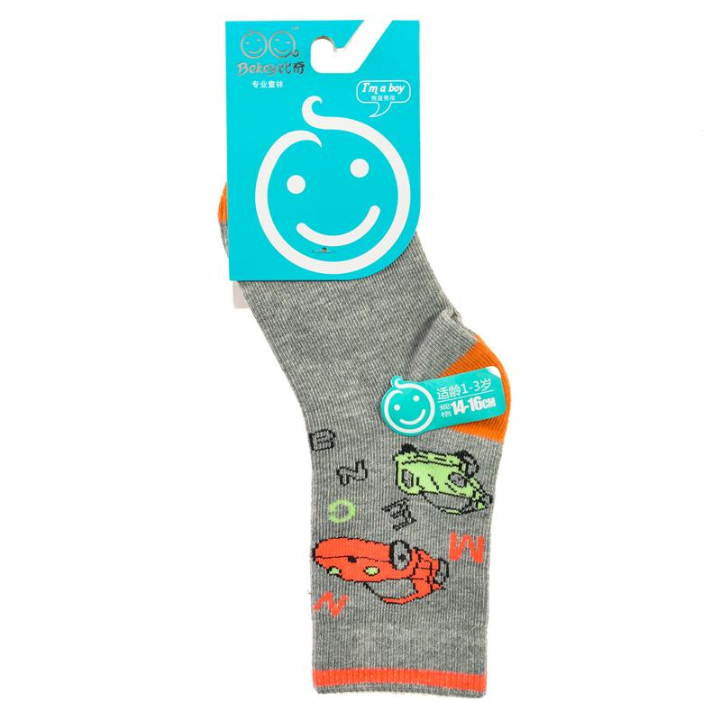 【天顺园店】比奇小汽车长筒童棉袜c1371(1-3)1*1(编码:429026)