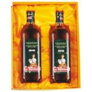 【超级生活馆】★莱瑞初榨橄榄油礼盒500ml*2(编码:425864)