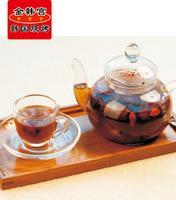 金韩宫   补血养气的桂圆红枣茶