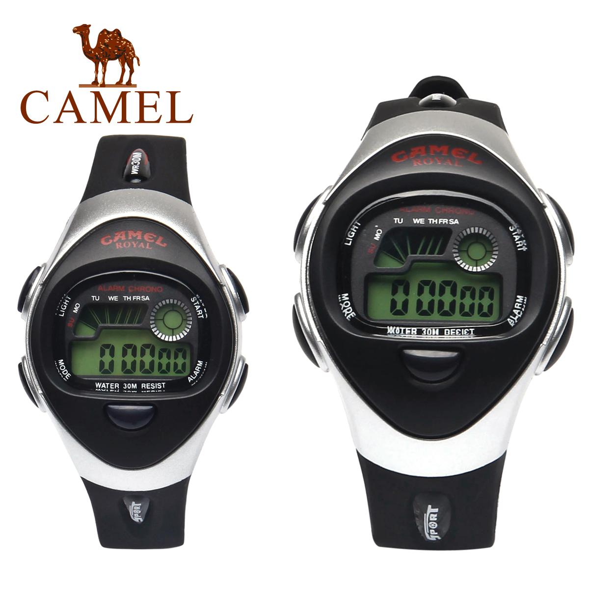 骆驼户外手表 运动休闲 电子手表 情侣款 2SA456B