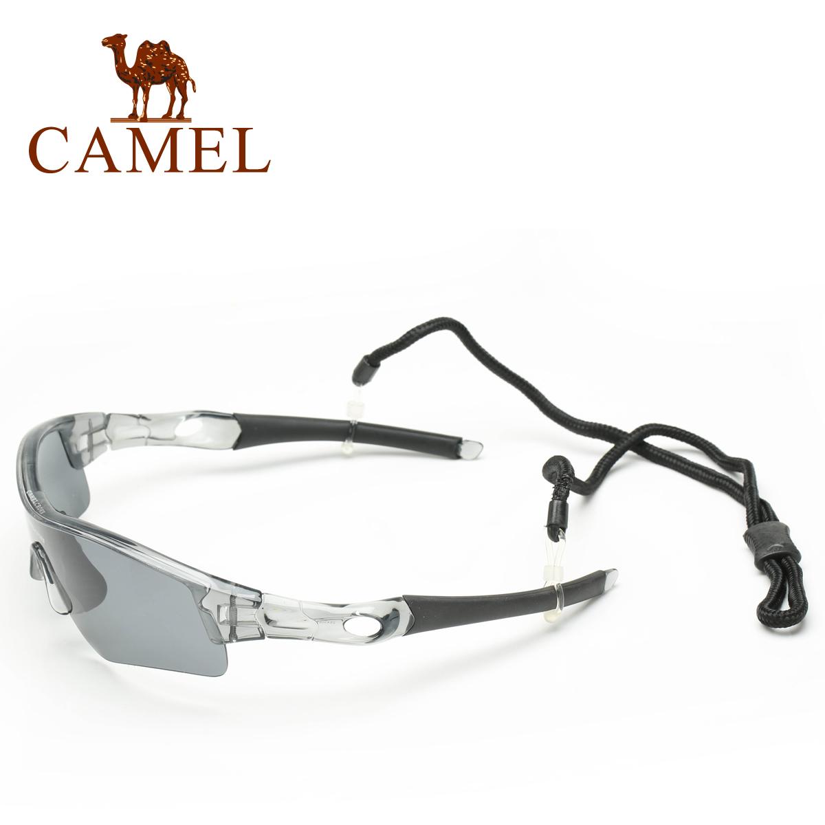 骆驼户外 运动眼镜 偏光太阳镜 骑行防风眼镜 男女款 2SA3092