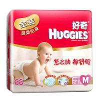 【天顺园店】好奇金装纸尿裤中号88片88片(编码:466359)