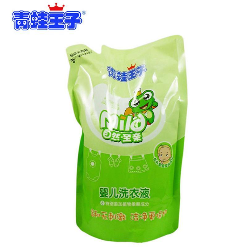 【天顺园店】青蛙王子婴儿洗衣液500ml(编码:459533)