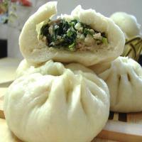 【天顺园店】五亭扬州青菜包360g(编码:183404)