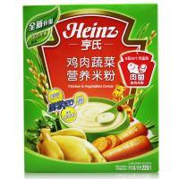 【超级生活馆】亨氏鸡肉米粉225g(编码:115000)