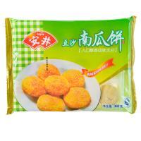 【天顺园店】安井豆沙南瓜饼360g(编码:104643)