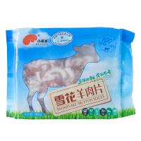 【天顺园店】小尾羊精选羊肉片380g(编码:270511)