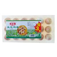 【天顺园店】木兰湖15枚生态鸡蛋15枚(编码:288888)
