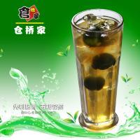 仓桥家精致日式料理青柑橘绿茶