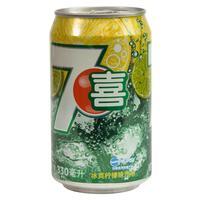 【天顺园店】七喜330ml(编码:289785)