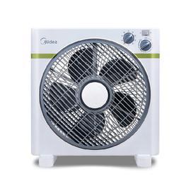 美的转页扇 KYT30-15AW台扇 台式电风扇 学生静音家用节能风扇