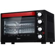 Midea/美的 T3-L322B 电烤箱家用多功能独立控温烘焙旋转烧烤正品