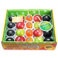 【香侬果品】五彩缤纷精选进口水果 大个 礼品盒装 新鲜水果