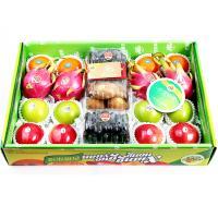 【香侬果品】金玉满堂精选进口水果 大个 礼品盒装 新鲜水果