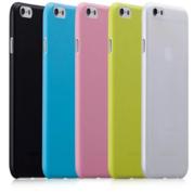 【LFS联发?#20848;汀縈OMAX/摩米士 iPhone6/6P极薄手机壳