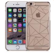 【LFS联发?#20848;汀縈omax摩米士iPhone 6手机壳 4.7苹果6Plus手机保护壳流金外壳边框